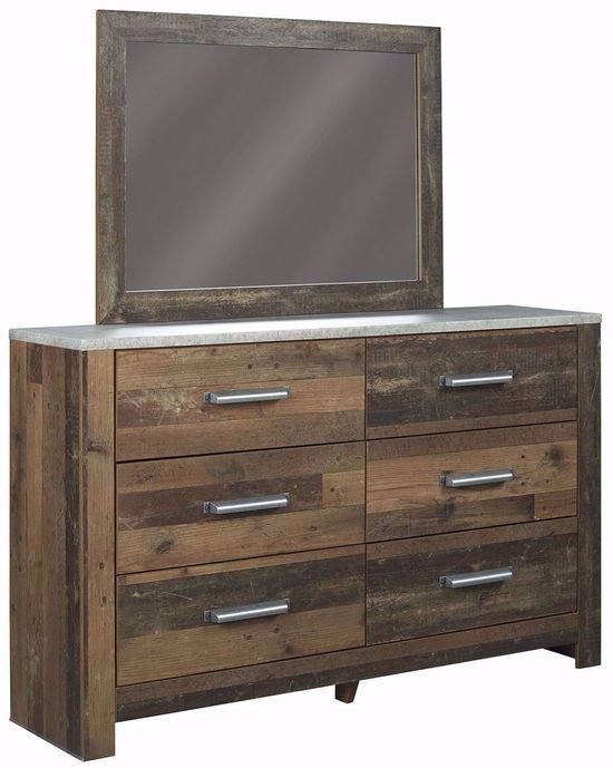 Picture of Chadbrook Dresser and Mirror