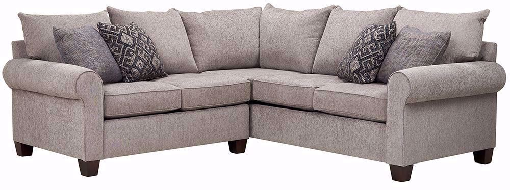 Picture of Griffin Pewter Brasto Two Piece Sectional