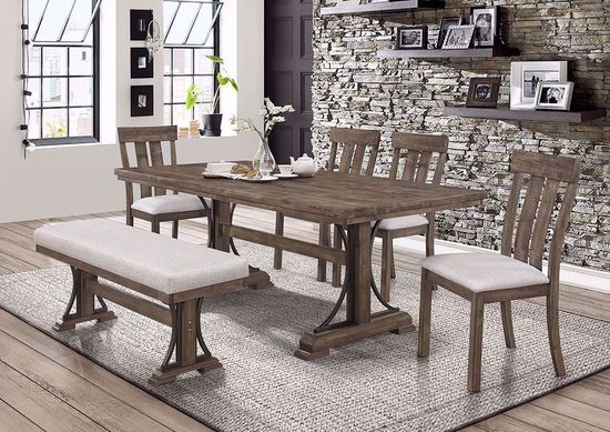 Picture of Quincy Rectangular Dining Table