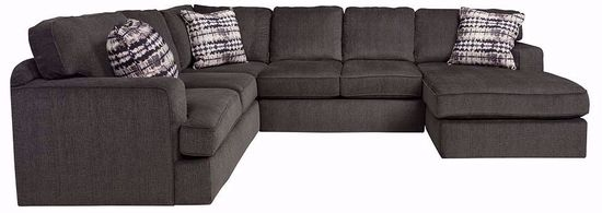 Picture of Serene Granite Three Piece Sectional