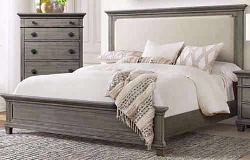 Picture of Crawford Queen Upholstered Bed Set