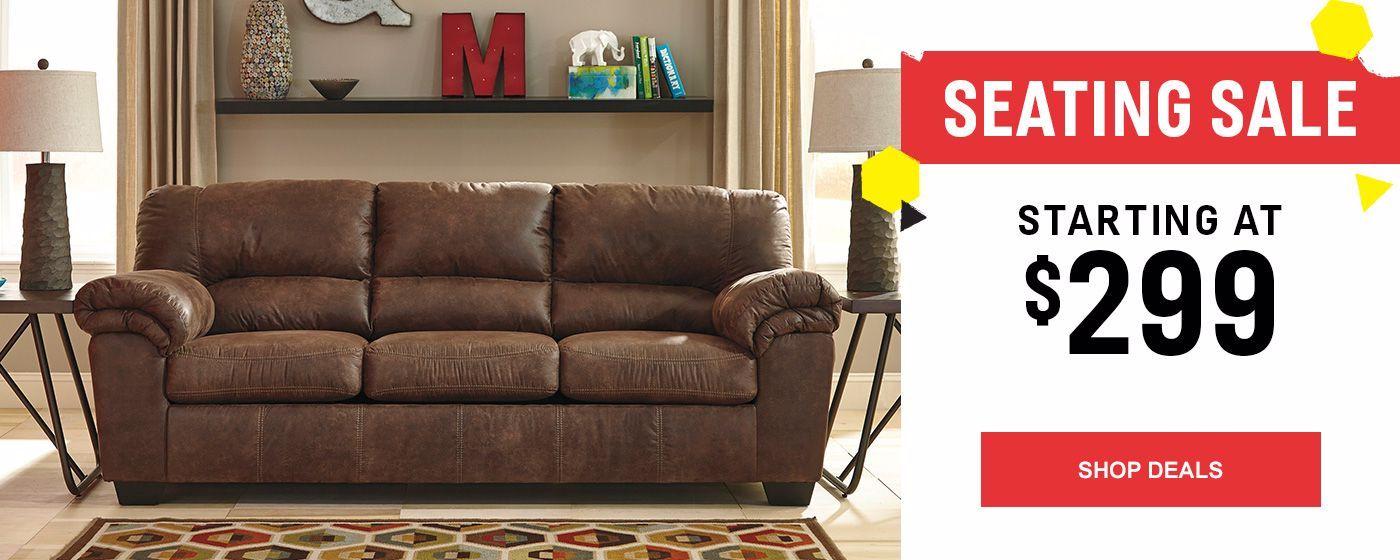 Seating Sale | Starting at $299
