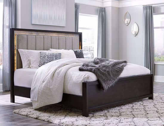 Picture of Maretto Queen Panel Bed