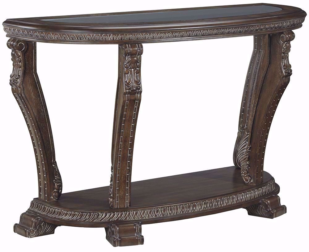 Picture of Charmond Brown Sofa Table