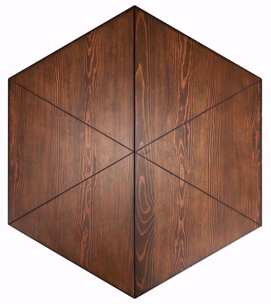 Picture of Ultimo Hexagon Lift Top Cocktail Table