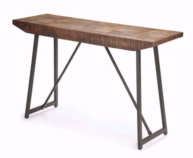 Picture of Walden Parquet Sofa Table