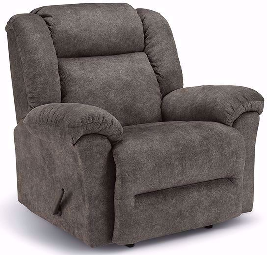 Picture of Gigantor Midnight Rocker Recliner