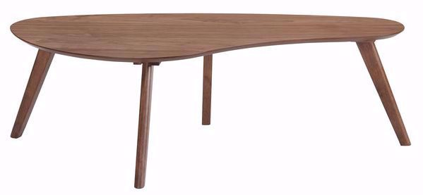 Picture of Simplicity Brown Cocktail Table