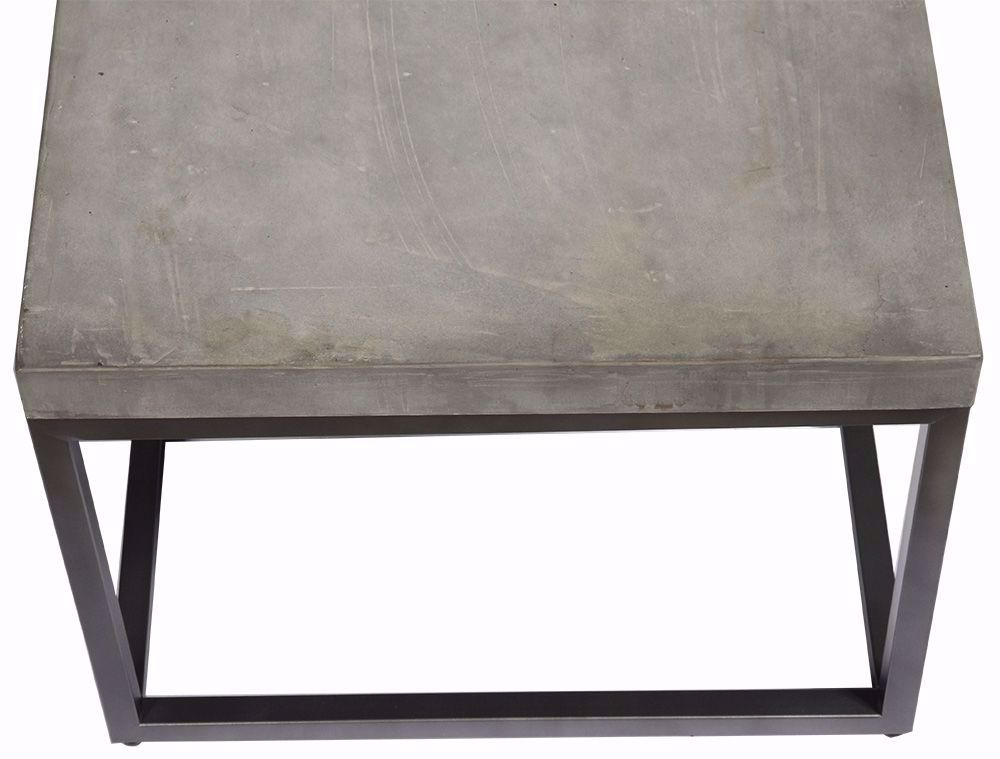 Picture of Onyx Grey Sofa Table