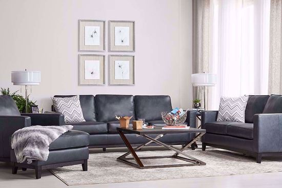 Picture of 5582 Blue Sofa