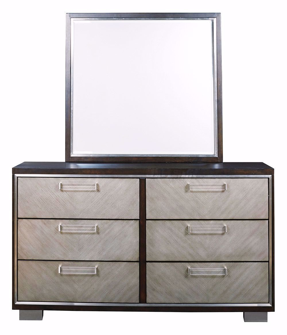 Picture of Maretto Dresser and Mirror Set