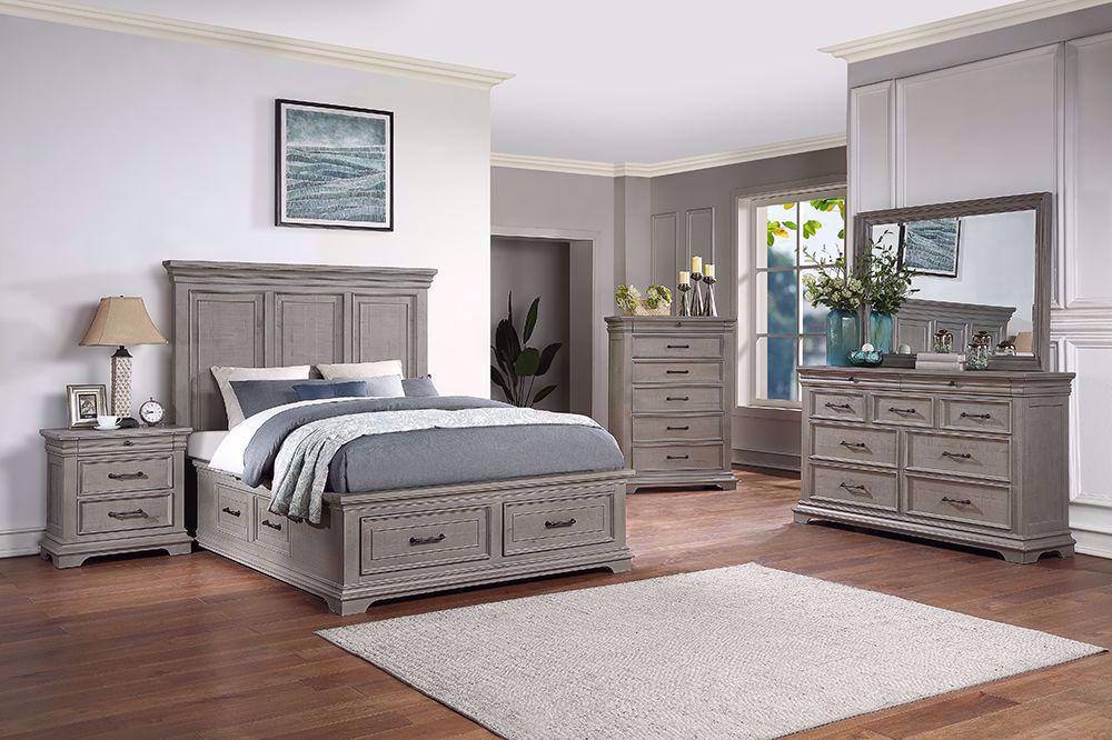 Picture of London Queen Storage Bedroom Set