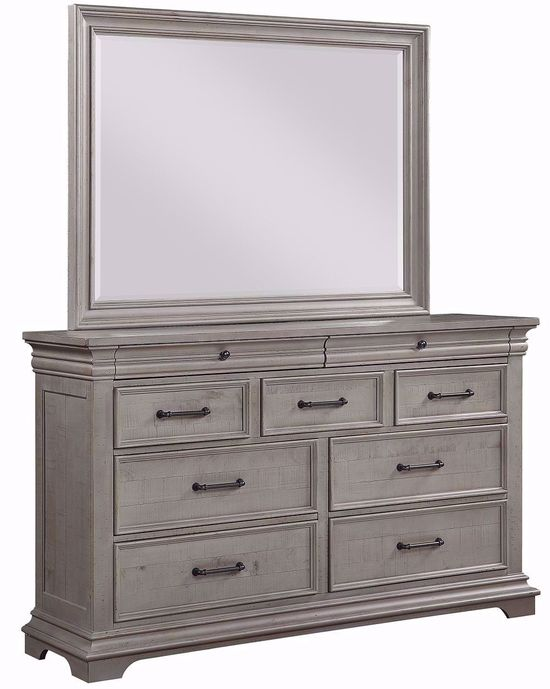 Picture of London Dresser and Mirror