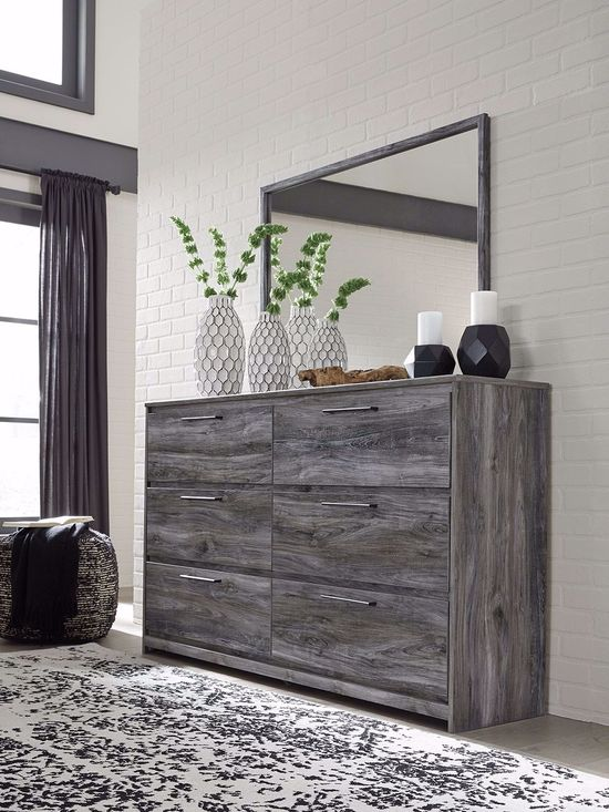 Picture of Baystorm Dresser and Mirror Set