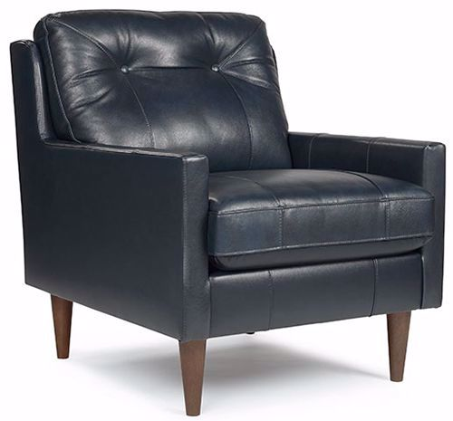 Picture of Trevin Navy Chair
