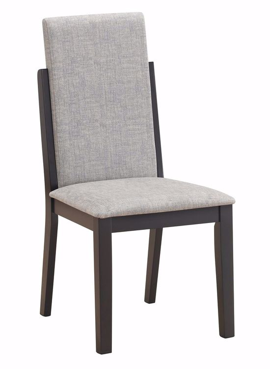 Picture of Zuma Gray Upholstered Dining Chair