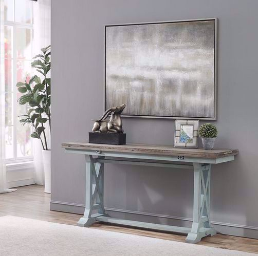 Picture of Bar Harbor Flip Top Console Table
