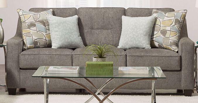 Picture of Collin Platinum Sofa
