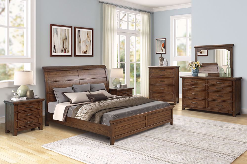 Picture of Fairfax County Queen Bedroom Set