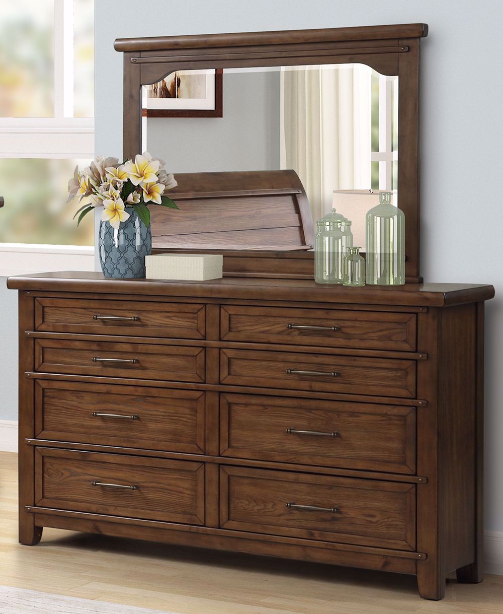 Picture of Fairfox County Dresser and Mirror