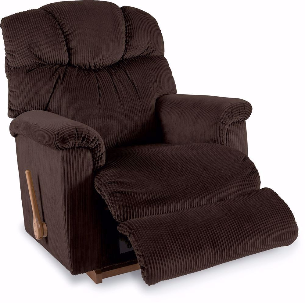 Picture of Lancer Chocolate Rocker Recliner