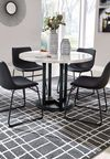 """Picture of Centiar 42"""" Round Pedestal Dining Table"""