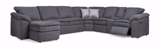 Picture of Mia Slate 6-Piece Sectional