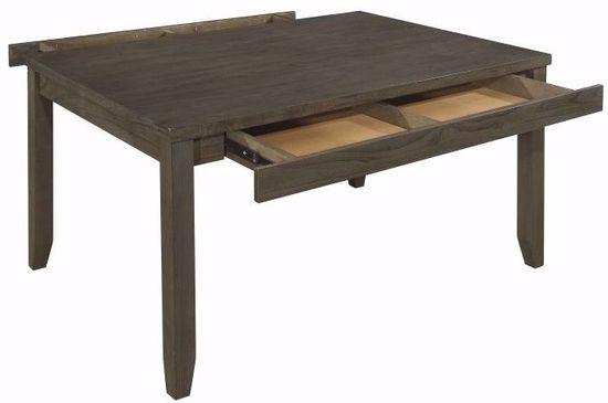 Picture of Solvang Two Drawer Dining Table