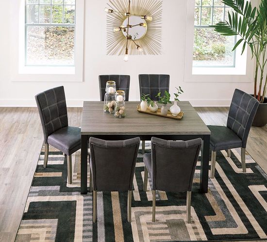Picture of Dontally Rectangle Melamine Dining Table