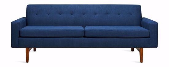 Picture of Peyton Navy Sofa