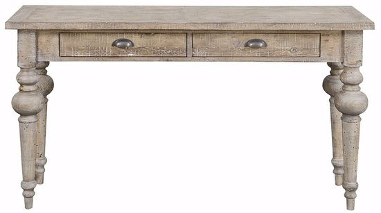 Picture of Interlude Gray Sofa Table