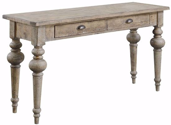 Picture of Interlude Gray Sofa Table