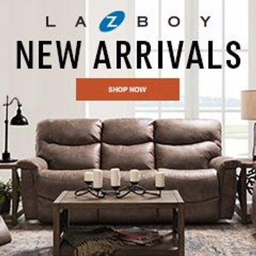 New La-Z-Boy Arrivals
