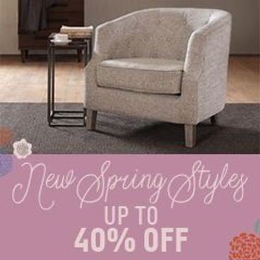 New Spring Styles | Up to 40% off