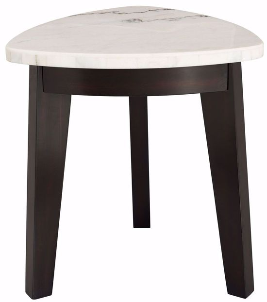Picture of Francis Marble Top End Table