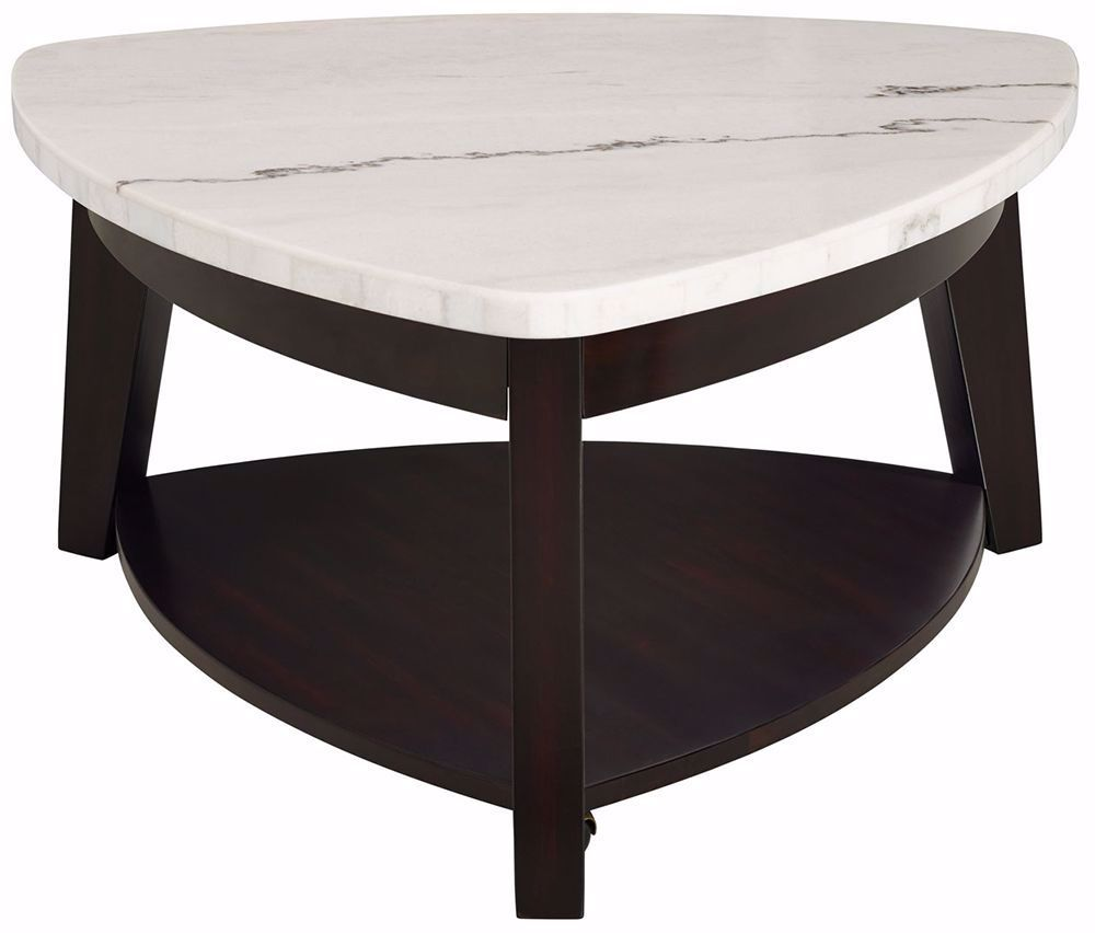 Picture of Francis Marble Top Cocktail Table