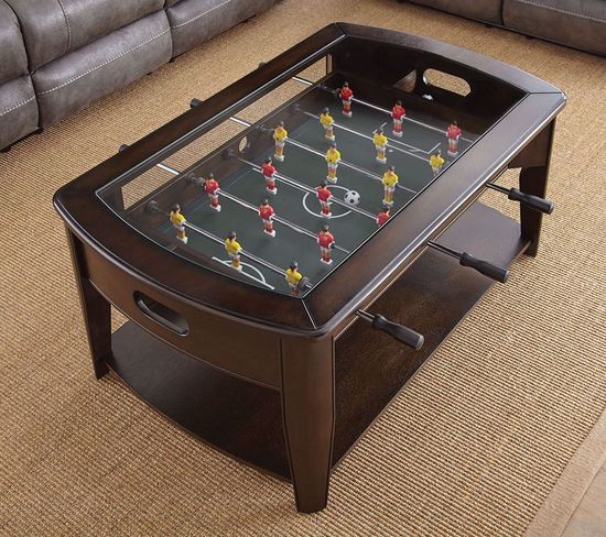 Picture of Diletta Foosball Cocktail Table