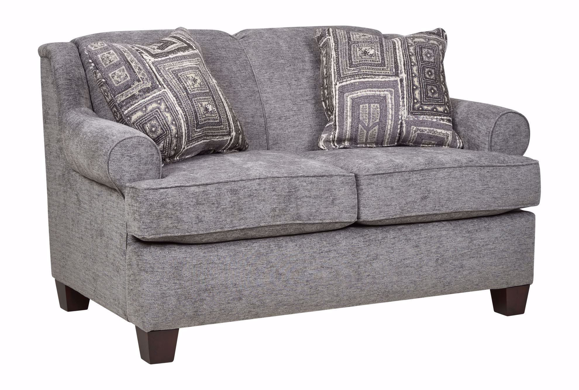 Picture of Brevard Greys-Ralmoo Loveseat