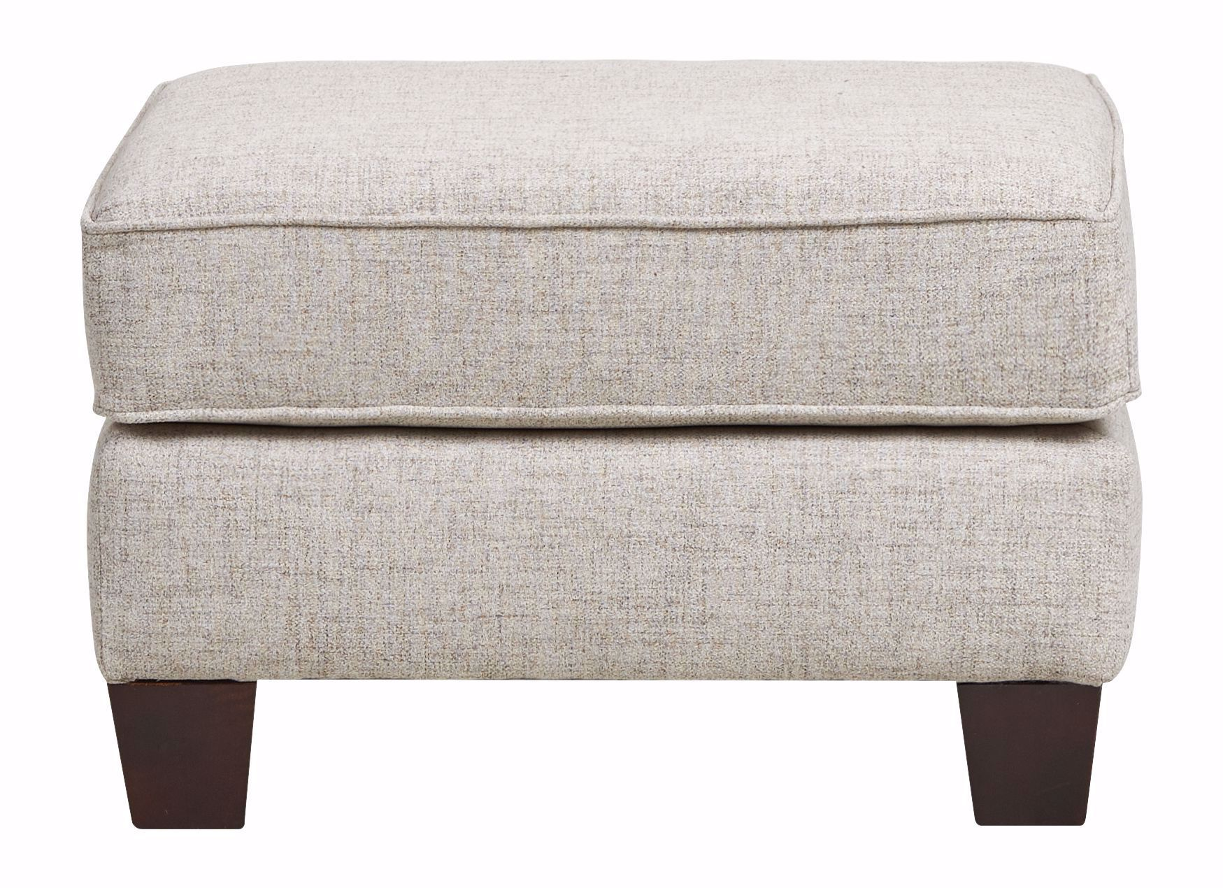 Picture of Hadley Linen Ottoman