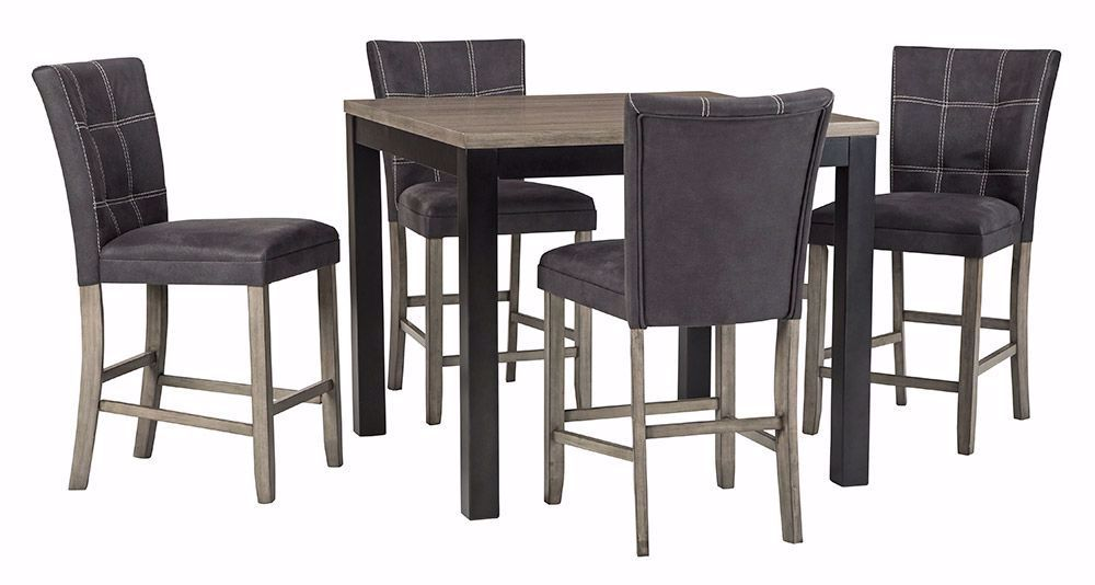 Picture of Dontally Square Counter Table with 4 Stools