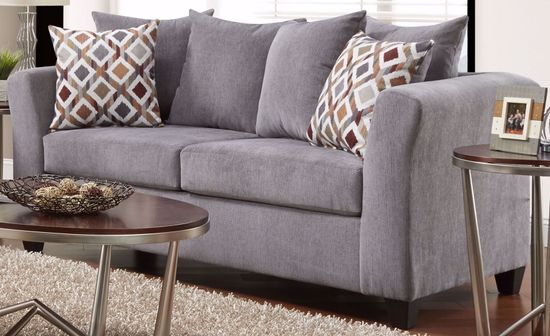 Picture of Rue Grey Sofa
