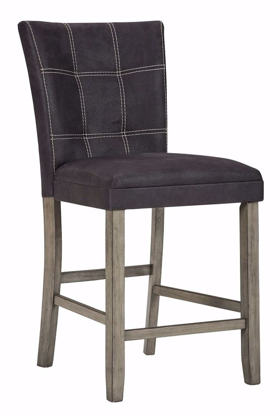 Picture of Dontally Upholstered Counter Stool