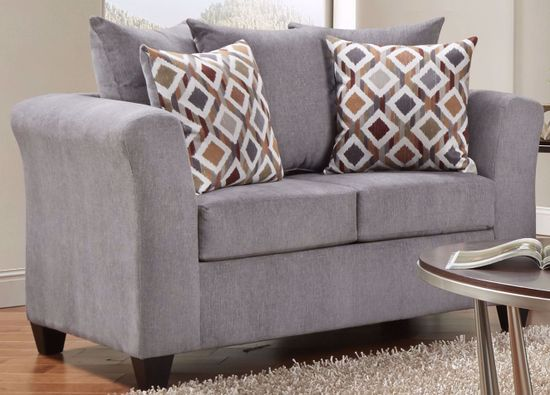 Picture of Rue Grey Loveseat