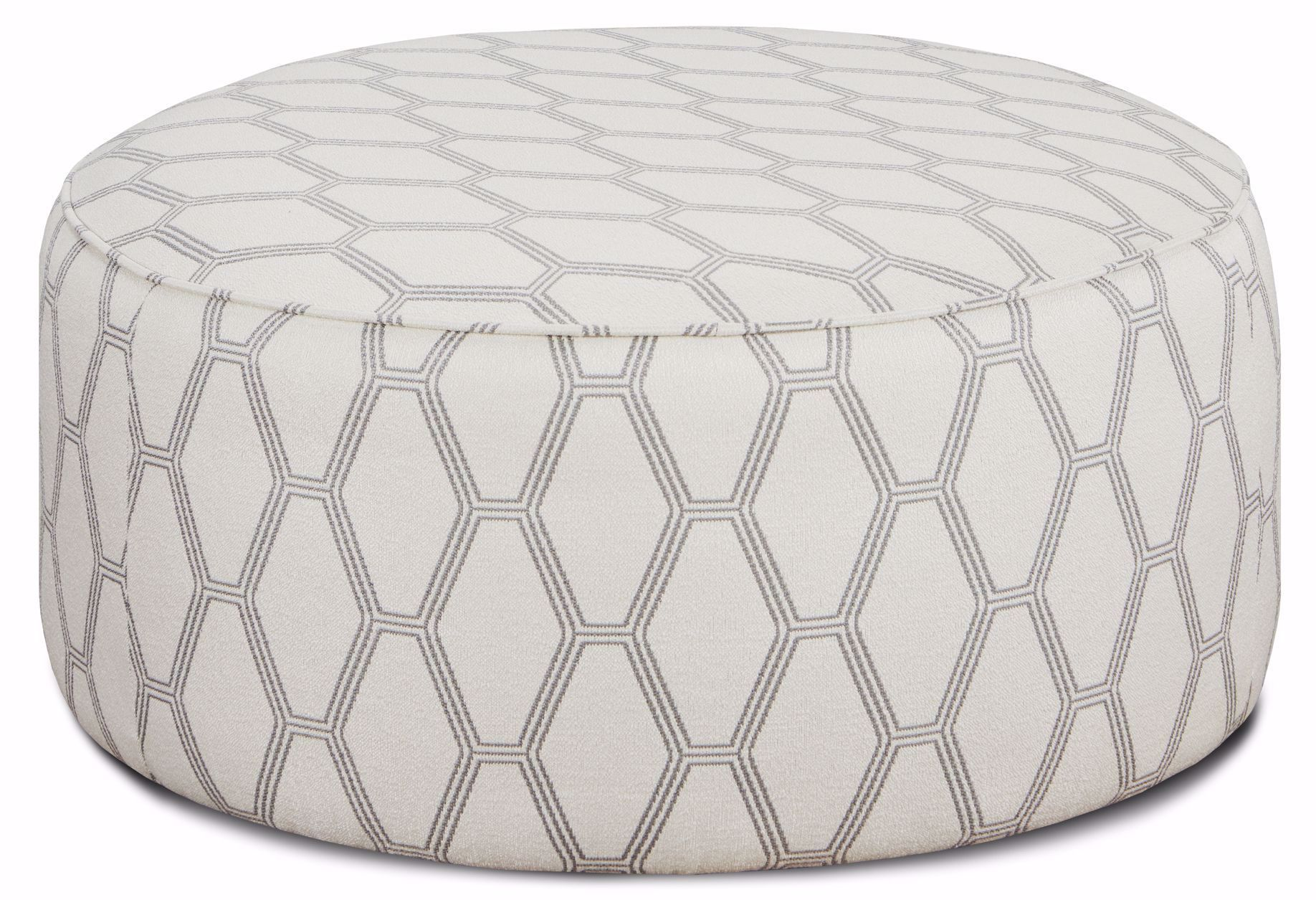 Picture of Nectar Ash Cocktail Ottoman