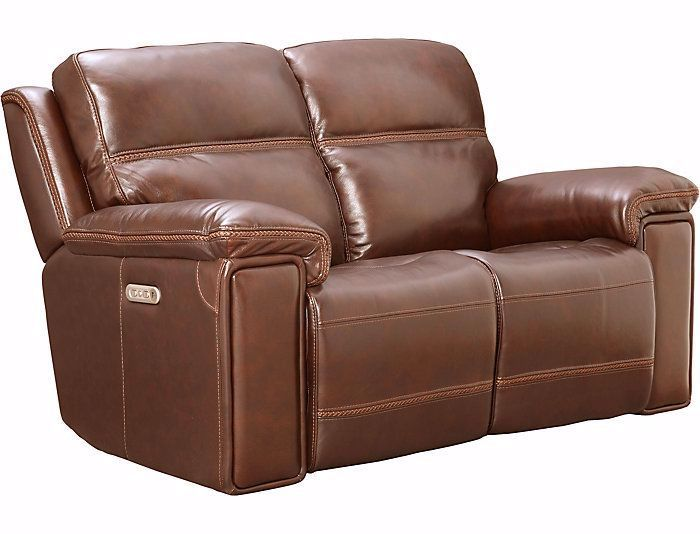 Picture of Jericheo Saddle Power Loveseat