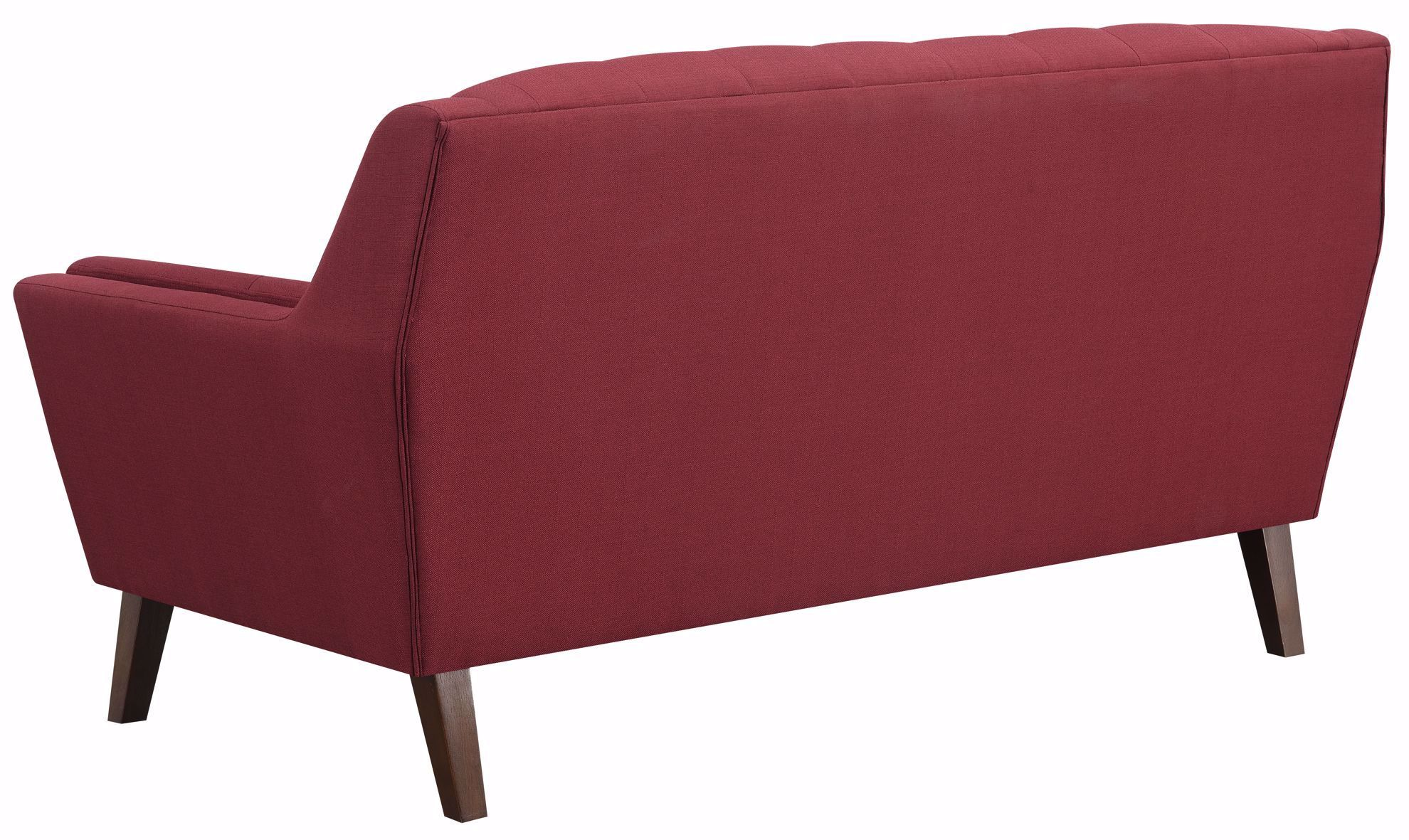 Picture of Binetti Red Loveseat