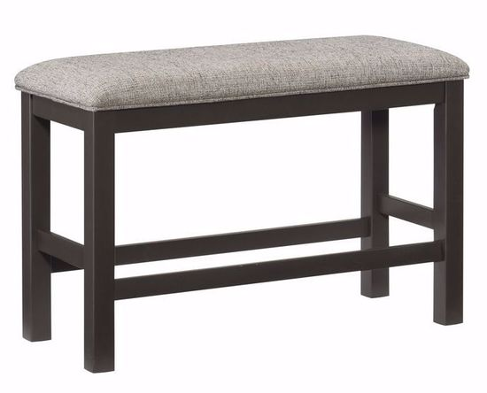 Picture of Luis Counter Table with Two Benches