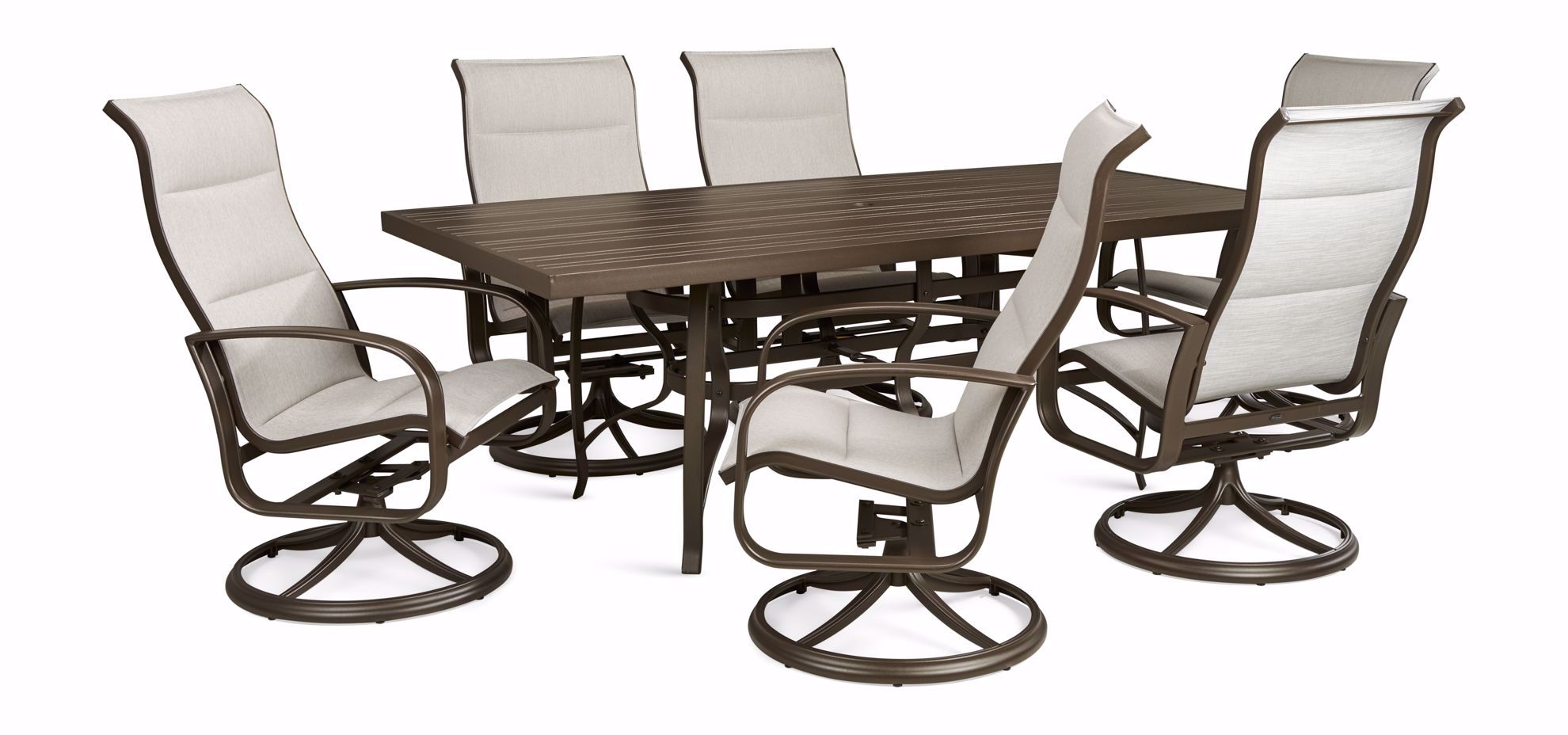 Picture of Cayman Isle Dining Table and 6 Chairs