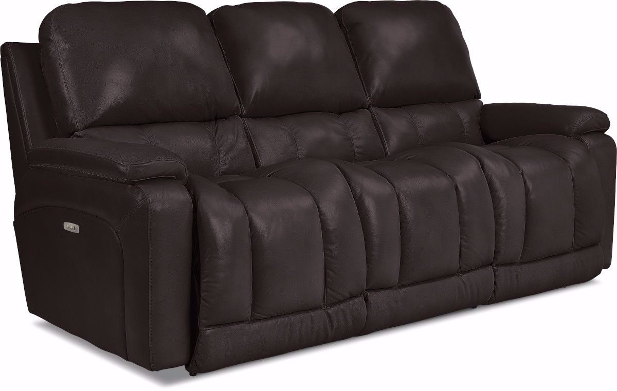 Picture of Greyson Dark Chocolate Reclining Sofa