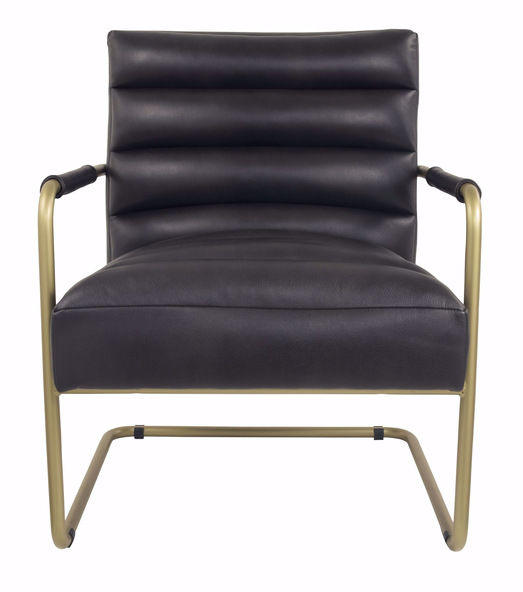Picture of Hackley Black Accent Chair